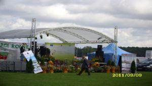 """Targi Rolne w Barzkowicach """"AGRO POMERANIA 2011"""""""